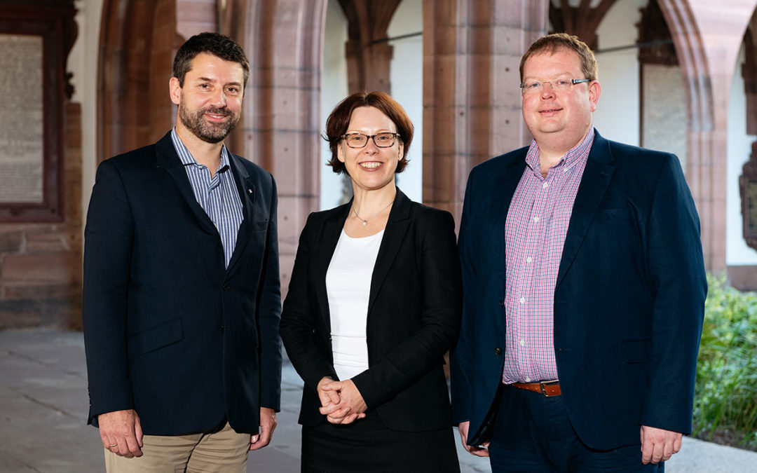 New Presidium for the Community of Protestant Churches in Europe: Gottfried Locher re-elected and joined by Miriam Rose and John Bradbury